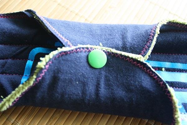 how to make cloth pads