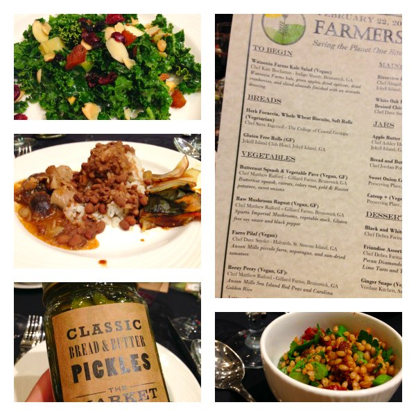 2014 Georgia Organics Conference Farmers Feast