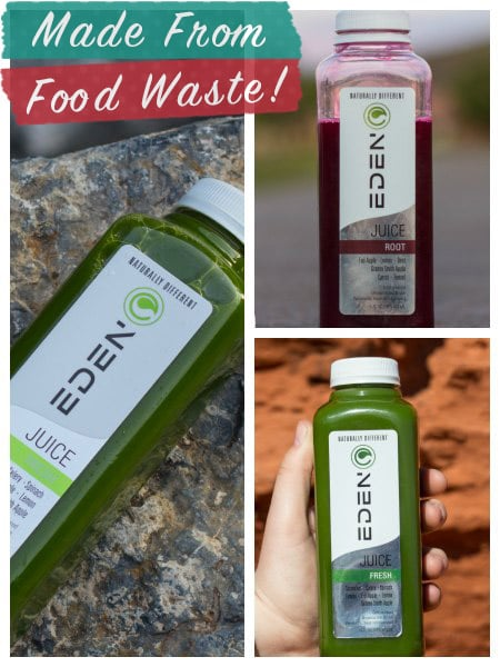 This Juice Fights Food Waste #drinkeden #spon