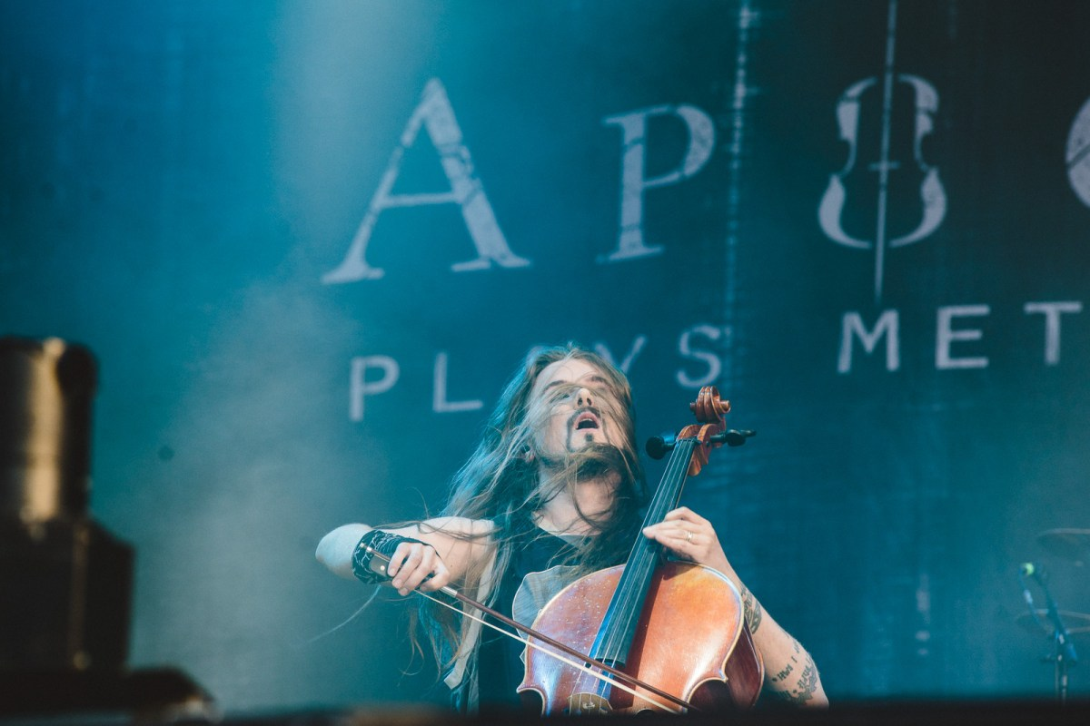 Wacken, Heavy Metal, Festival, Apocalyptica, 2017, Open Air