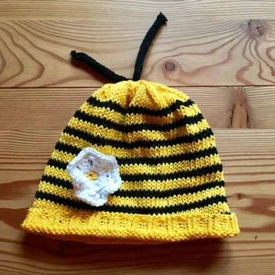 Bienchenmütze