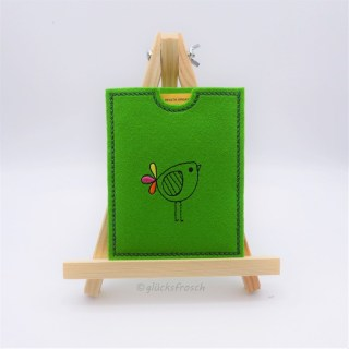 impfpass grün Vogel