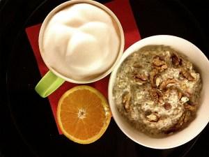 Foto vom Frühstück