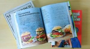 """Foto vom Kochbuch """"Clean Cooking ohne Gluten und Laktose"""""""