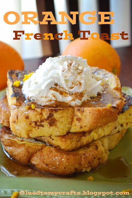 Orange French Toast Breakfast Recipe