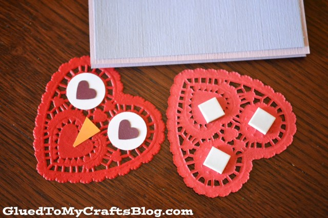 Easy Doily Owl Cards {Craft}