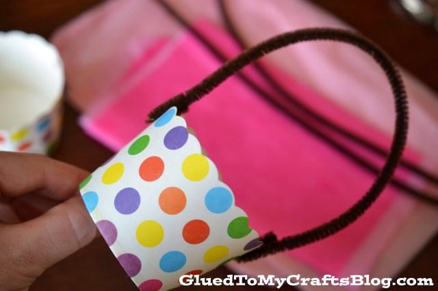 Mini Easter Baskets {Craft}