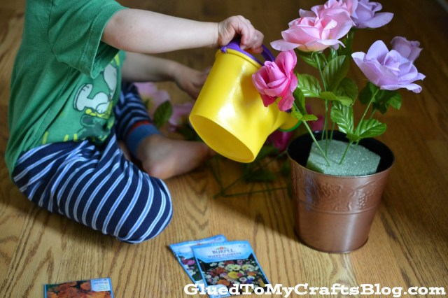 Plant & Grow {Busy Bag Idea}