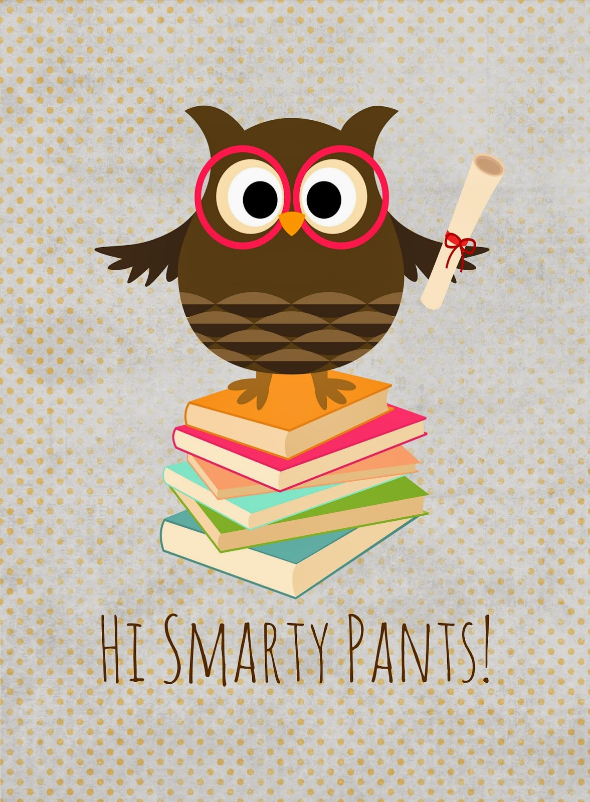 Free Owl Themed Back To School Printables For Instant