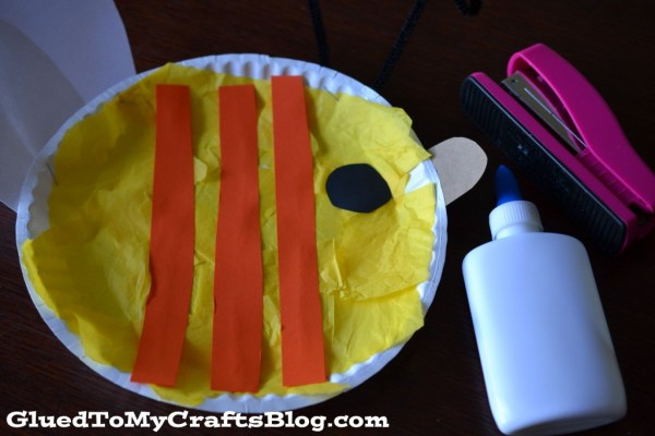 Paper Plate Bug {Kid Craft}