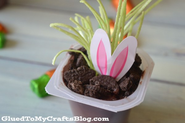 Easy Easter Pudding Treats