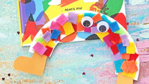 My Color Is Rainbow – Kid Craft