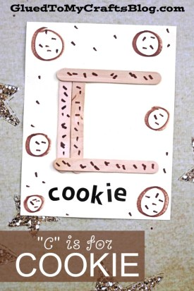 """""""C"""" is for Cookie - Kid Craft"""