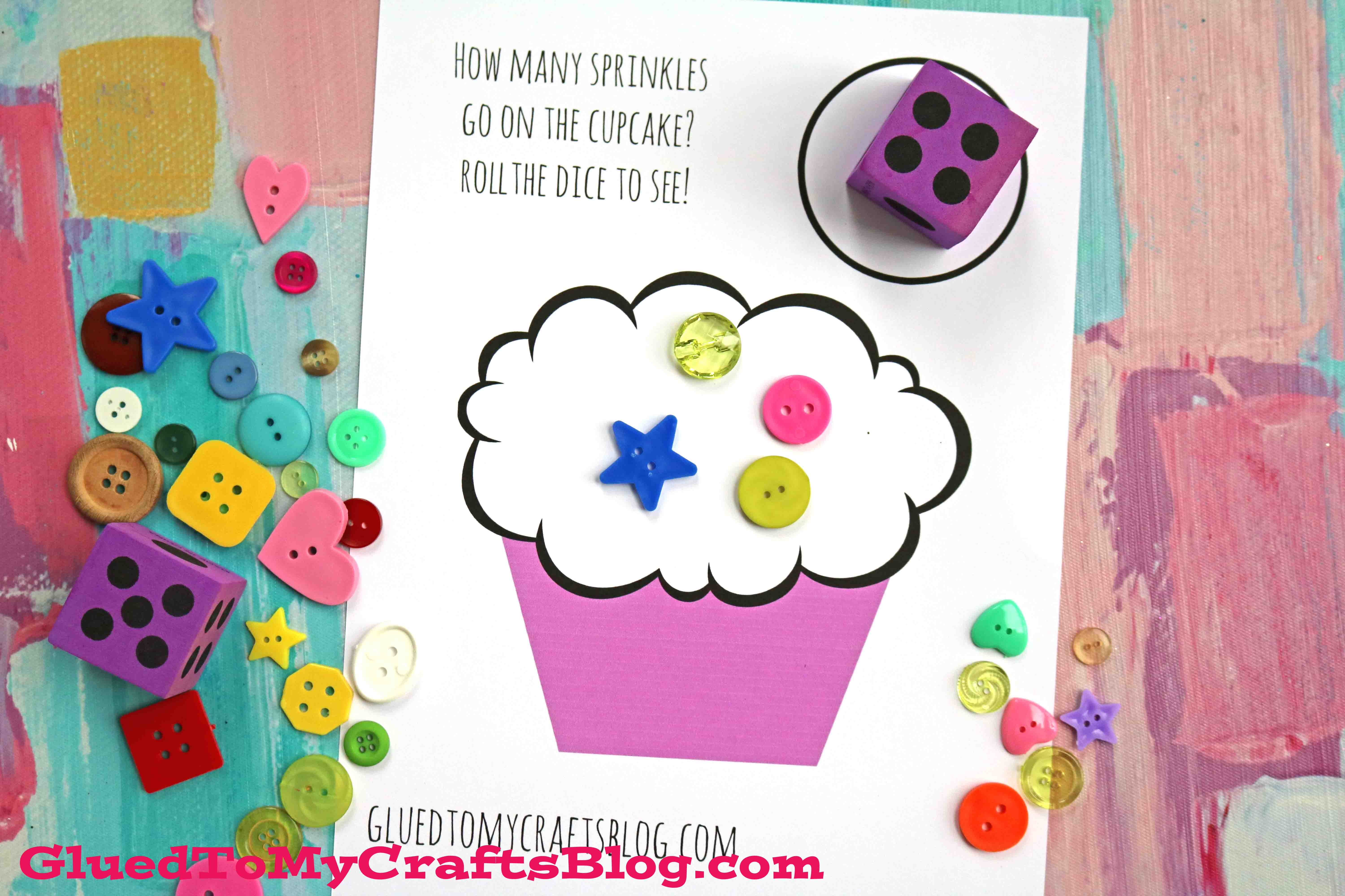 photo relating to Printable Dice referred to as Cube Sport Printable Roundup