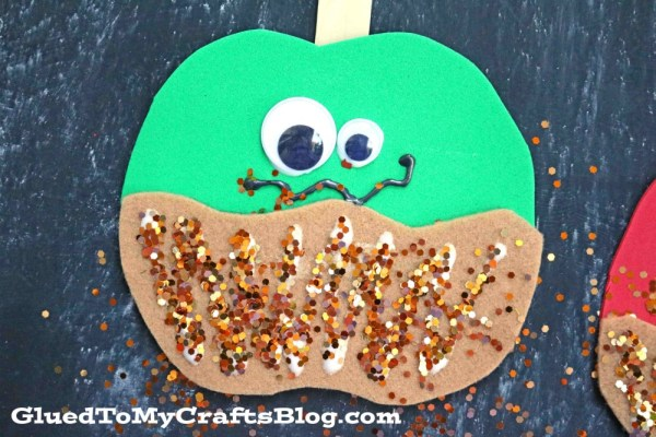 Caramel Apple Friends - Kid Craft