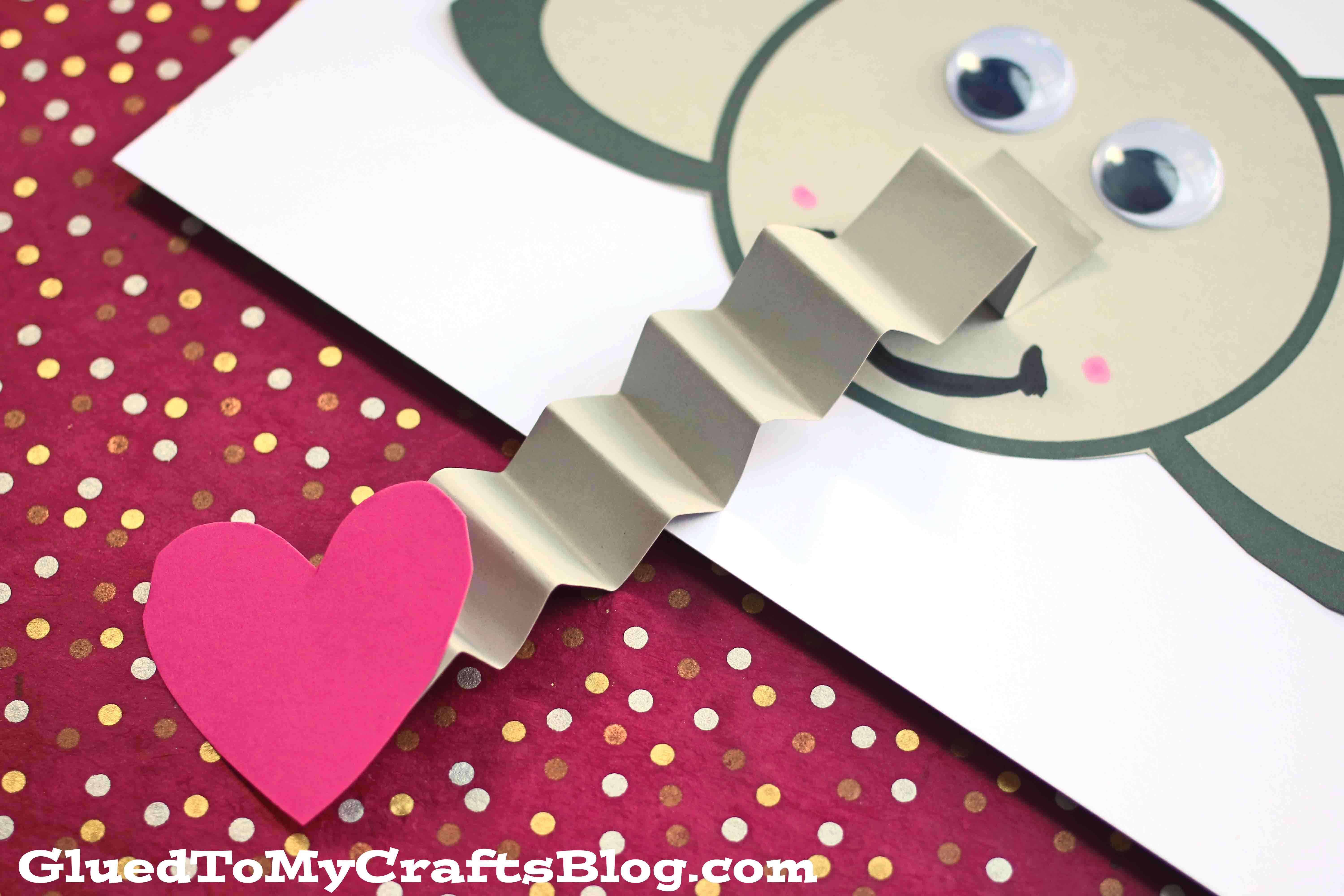Paper Elephant Craft For Kids To Make Today