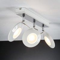 Paulmann LED Deckenleuchte Strahler Orb Spotlights 3x3W ...