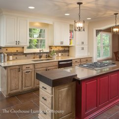 Kitchen Sinks With Drainboards Floor Tile Installation Cost Wood Countertops In Ohio Custom Made Usa By Grothouse