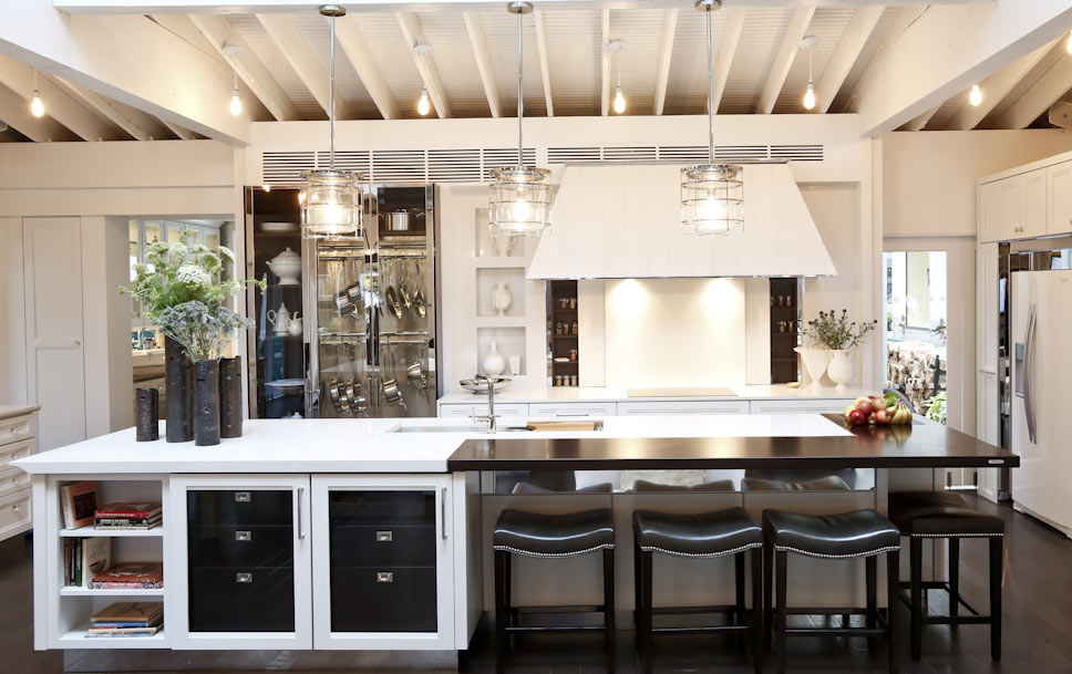 large kitchen island counter outlets grothouse crafts wenge wood countertops for house ...