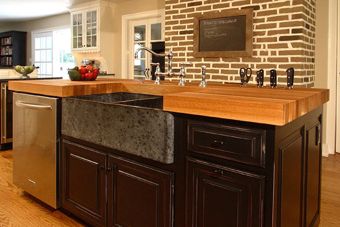 Food Safe Wood Finish For Countertops