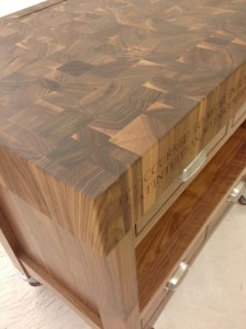 knives kitchen pre assembled cabinets news | walnut butcher block table by grothouse