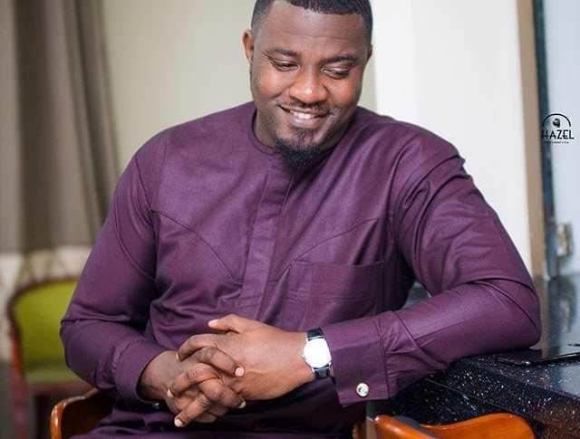 John Dumelo net worth