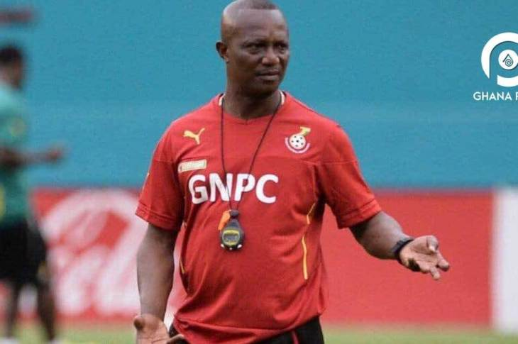 James Kwesi Appiah net worth