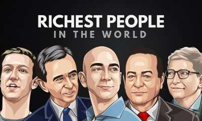 Richest People in the World 2020