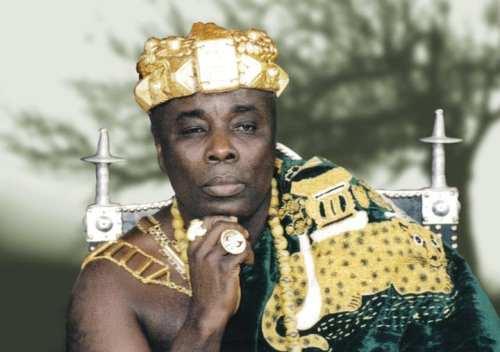 Richest Kings in Ghana
