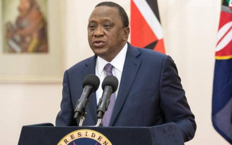 Uhuru Kenyatta net worth.