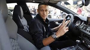 Neymar Cars and Houses