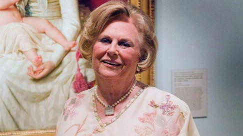 top 10 richest women in the united states of America