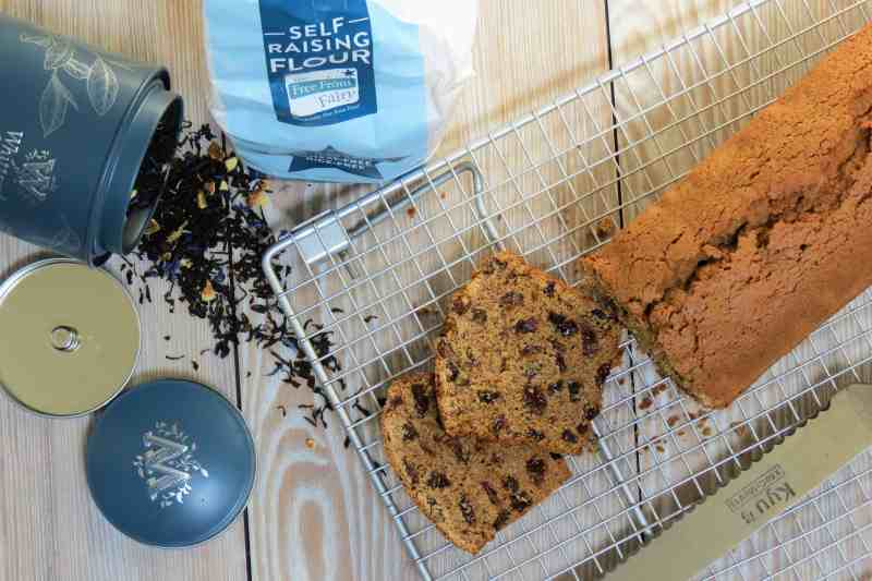 Bara Brith; gluten free, dairy free and fat free too.
