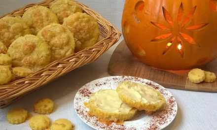 Cheese and Pumpkin Scones…and cheesy bites!