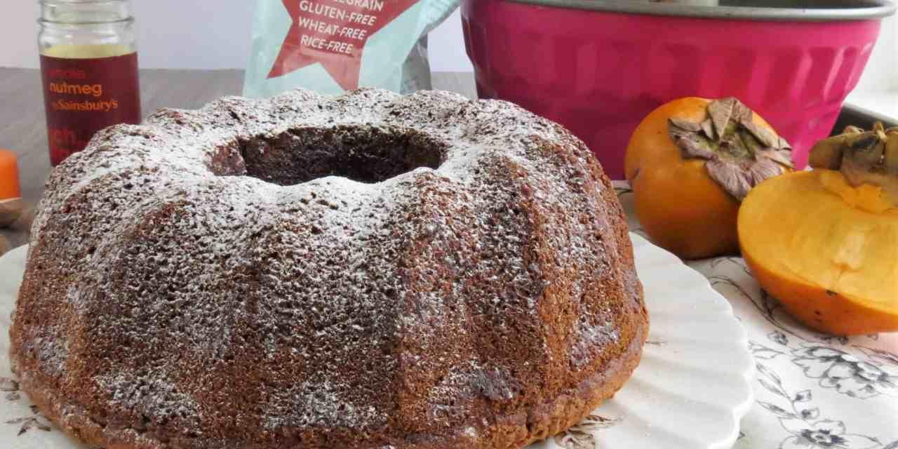 Persimmon Fruit Cake