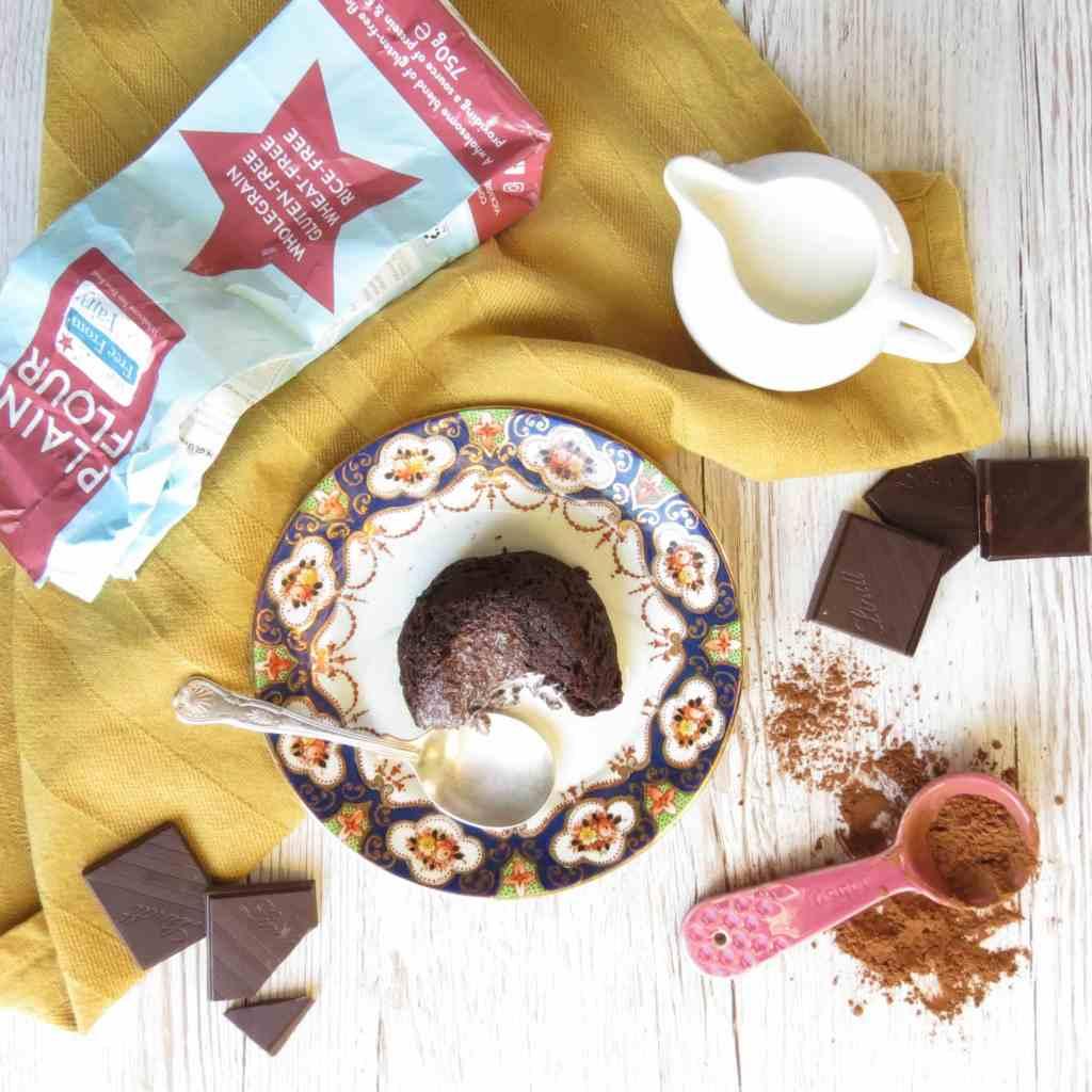 Gluten Free Chocolate Goo Pudding