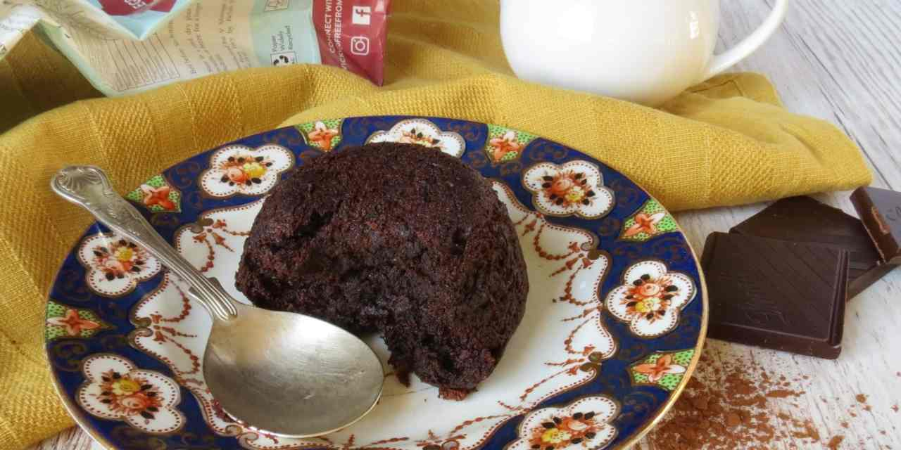 Chocolate Goo Puddings   gluten free and a vegan version too