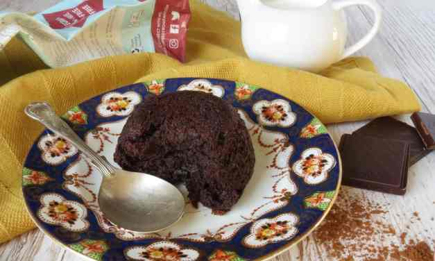 Chocolate Goo Puddings | gluten free and a vegan version too