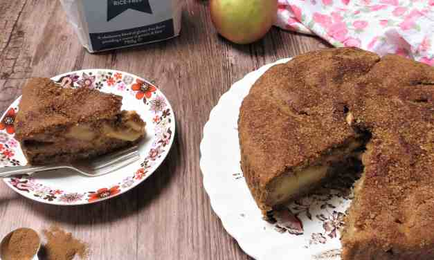 Irresistible Free From Apple & Cinnamon Cake