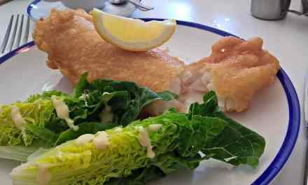 Eric's Fish & Chips (Thornham) Review