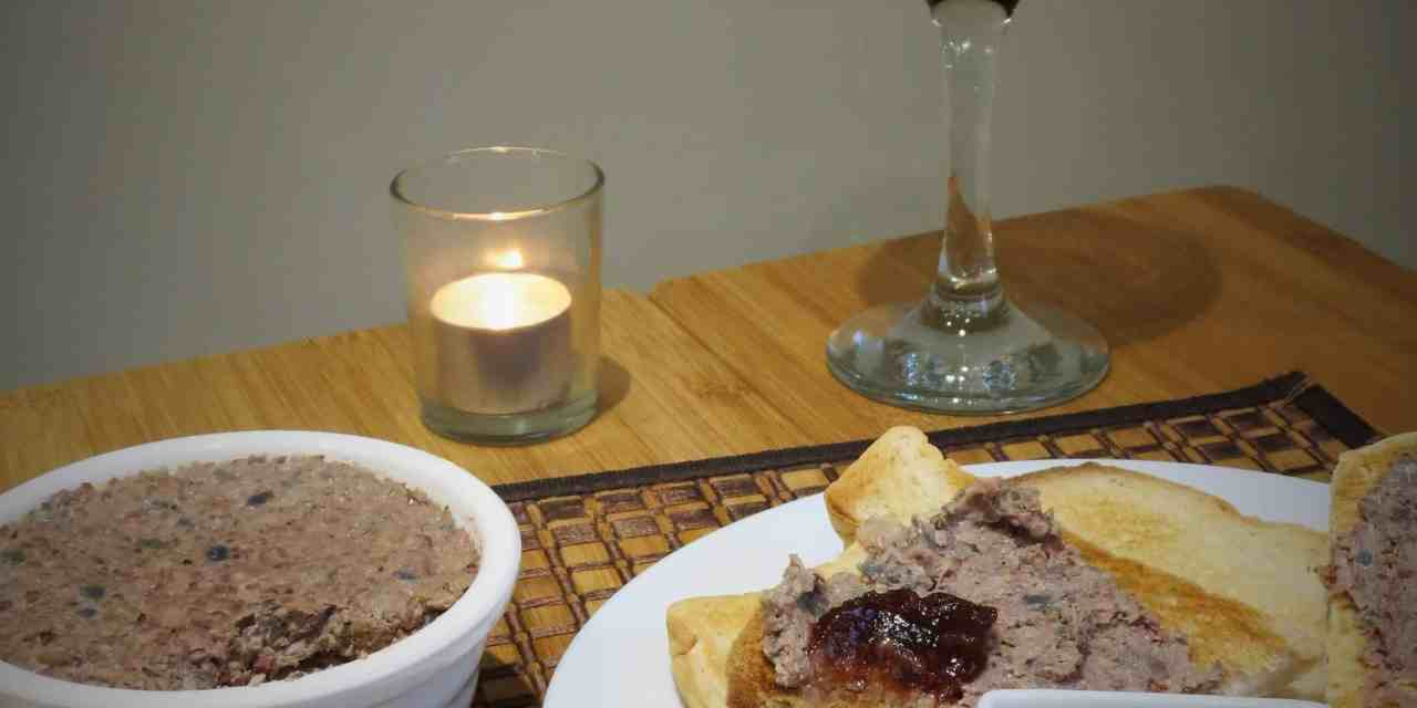 Free From Homemade Pate
