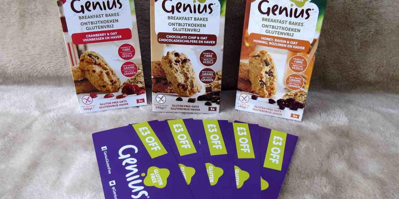 Genius Breakfast Bakes and Voucher Giveaway