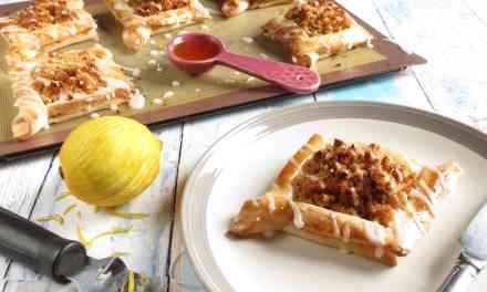 Danish Treacle Tarts: Gluten Free and Vegan