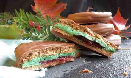 Slimey Wagon Wheel; gluten free and goolishly good