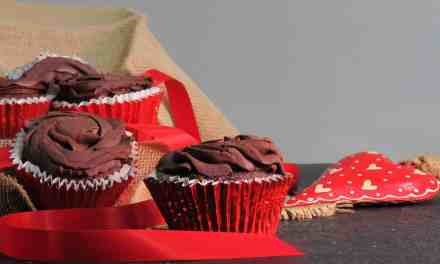 Dark Chocolate Ganache Cupcakes; Review with Bake It Free From