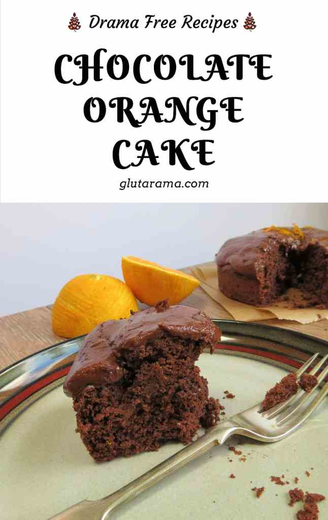 Chocolate Orange Cake; who can resist this moist delicious gluten free, dairy free and vegan cake. No one that's who! #glutenfree #dairyfree #vegan #chocolate #orange