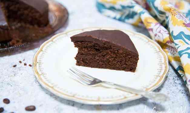 Mocha Cake; vegan and gluten free