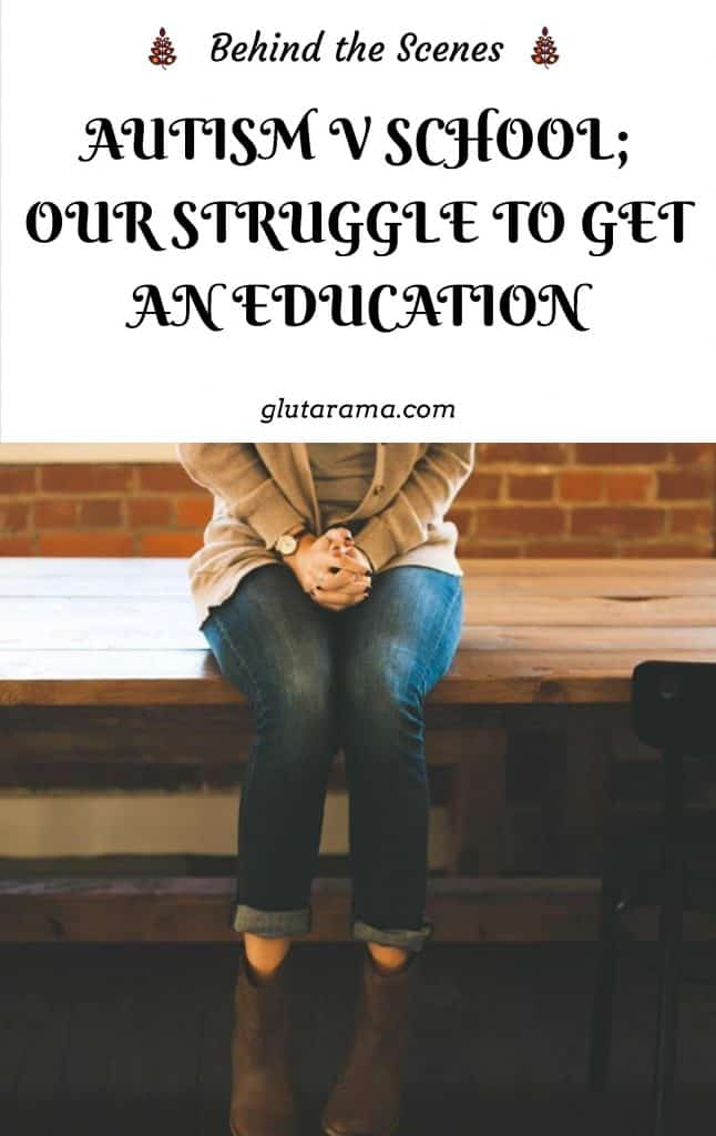Autism versus School; our struggle to get an education #autism #asd #aspergers #childrenwithautism