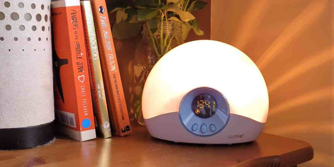 Lumie Bodyclock Alarms; how I benefited from a 'Father's Day' present