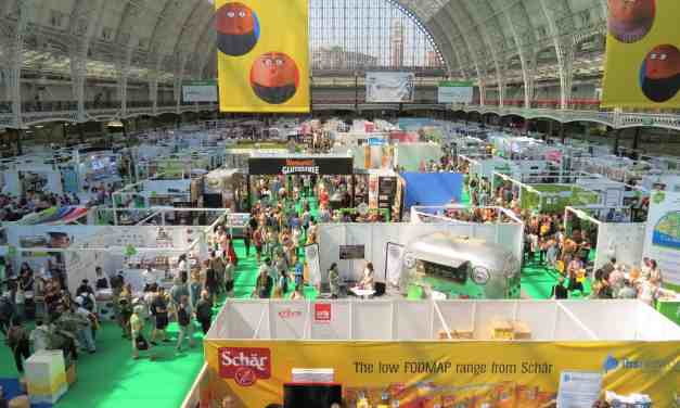 Allergy Free From Show 2018; my round up of this year's highlights